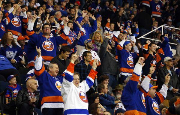 New York Islanders Fan Base