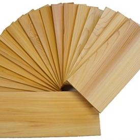 Cedar Grilling Planks 30 Pack 5″x11″ (2nds) Western Red Cedar