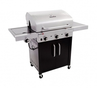 Char-Broil Performance TRU Infrared 450 3-Burner Cabinet Gas Grill