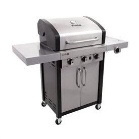 Char-Broil Professional TRU Infrared 3-Burner Cabinet Gas Grill