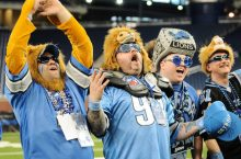Detroit Lions Grill and Tailgating Accessories and Gifts