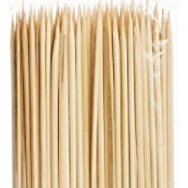 Fox Run Bamboo Skewers, Set of 100