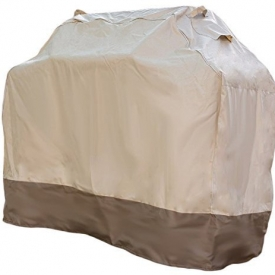 Grill Cover – Waterproof Heavy Duty Gas Barbecue Cover (Medium 58″ x 24″ x 48″)