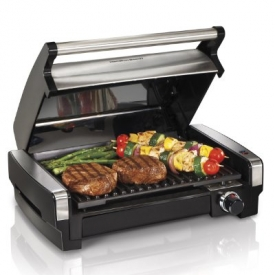 Hamilton Beach 25360 Indoor Flavor/Searing Grill
