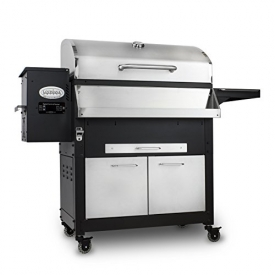 Louisiana Grills 60800 Stainless Steel Wood Pellet Grill, 800 sq. in.