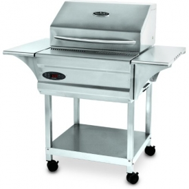 Memphis Grills VG0050S4-P Advantage Plus 26in Pellet Grill On Cart