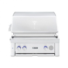 Smart Grill By Lynx 30-Inch Built in with Rotisserie, Natural Gas