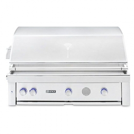 Smart Grill by Lynx 42-Inch Built In with Rotisserie, Natural Gas