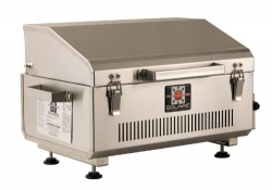 Solaire Anywhere Portable Infrared Propane Gas Grill, Stainless Steel