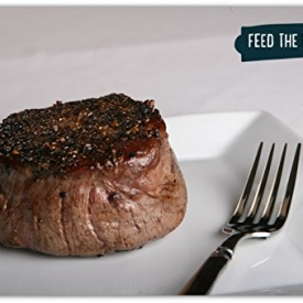 USDA Black Angus 10 (6 oz.) Filet Mignons