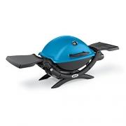 Weber 51080001 Q1200 Liquid Propane Grill, Blue