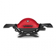 Weber-Stephen Products 51040001 Q1200 Red Grill/table