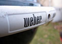 We Love Weber Grills!